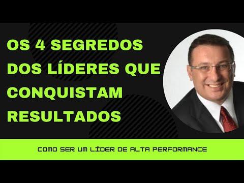 Os 4 Segredos Da Liderança - Ricardo Piovan