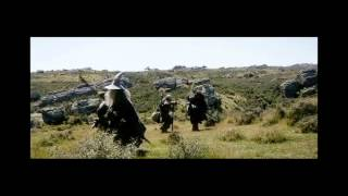 The Hobbit - Radagast- rabbit running