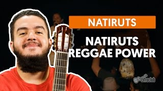 Natiruts Reggae Power - Natiruts (aula de violão)