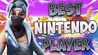 Fortnite Best Nintendo Switch Player 1220+ Wins!! Solos