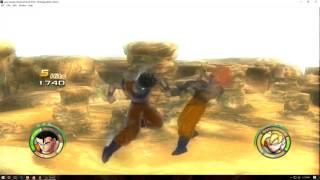 Dragon Ball : Raging Blast 2 PC TEST Xenia 360
