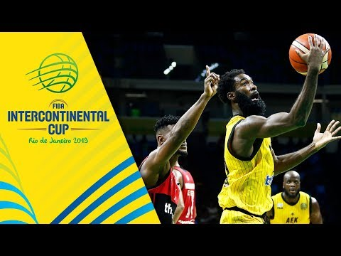 AEK v Flamengo - Final - Full Game - FIBA Intercontinental Cup 2019
