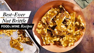 Sweet and Salty Nut Brittle | Food & Wine Recipe