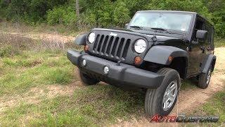 2012 Jeep Wrangler Jk Sport Unlimited Custom Build Episode 01 - Autocustoms.com