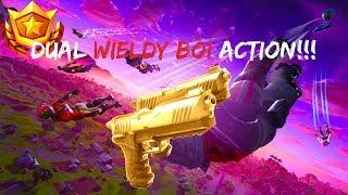 Dual Wieldy Boi Action!!! (Battle Royale)