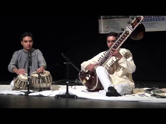 Arjun Verma, Sitar | Jhala in Bhup Mand