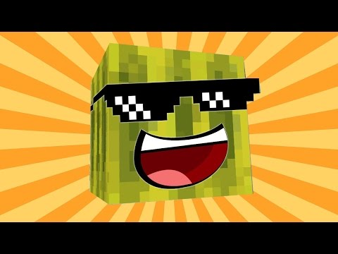 انا بطيخه ! - Minecraft: Hide and Seek