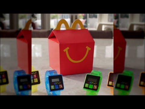 The Best And Worst Happy Meal Toys In McDonald's History