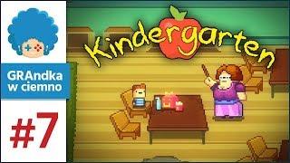 Kindergarten PL #7   Lunch z nauczycielką i chory plan Buggsa.