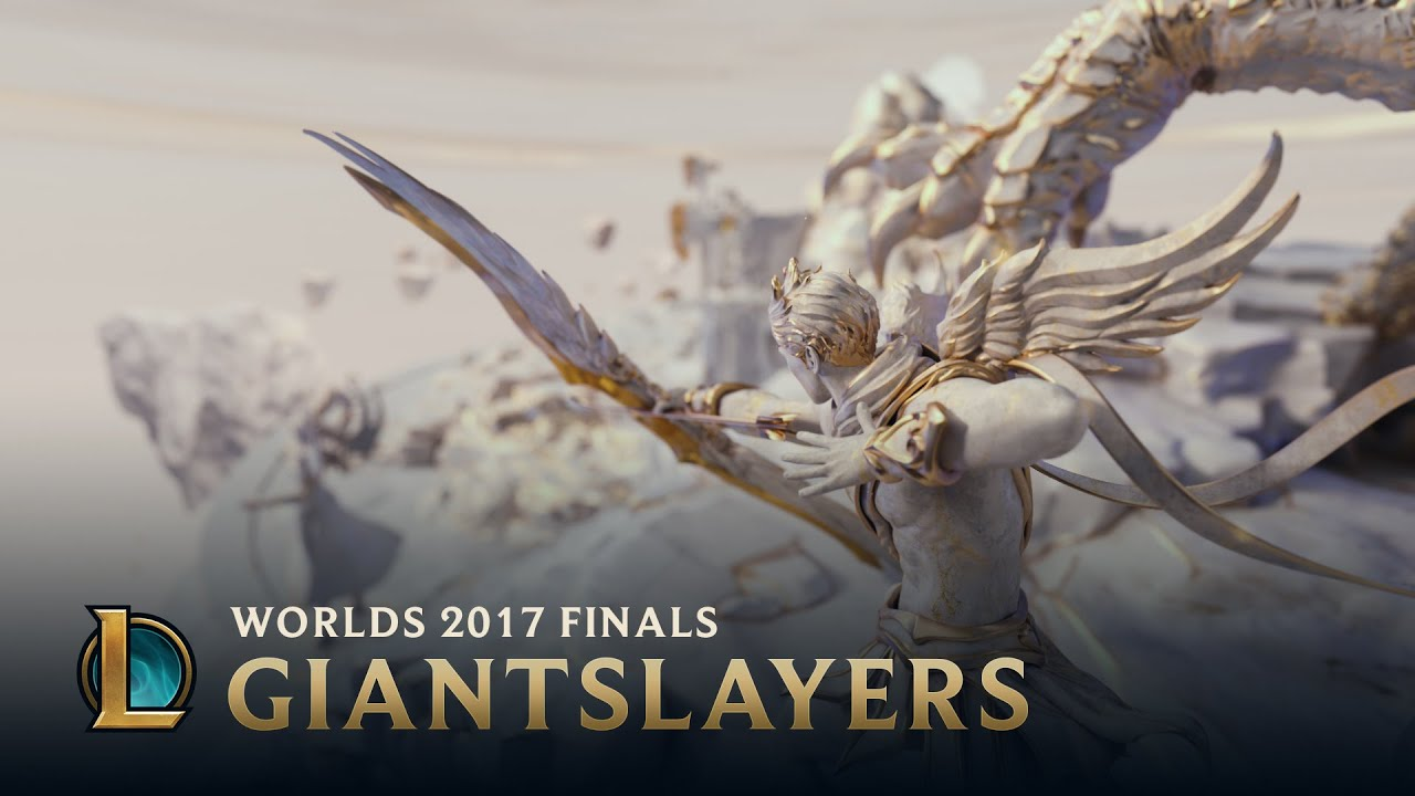 Giantslayers | Worlds 2017 Finals | SKT T1 vs Samsung Galaxy thumbnail