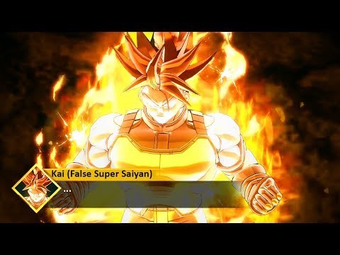 My Strongest CaC Kai Tapped Into FALSE Super SAIYAN In Dragon Ball Xenoverse 2 Mods..