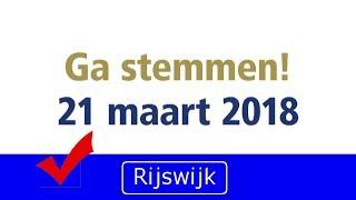 Rijswijkse Gemeenteraadsverkiezing terugblik debat & introductie