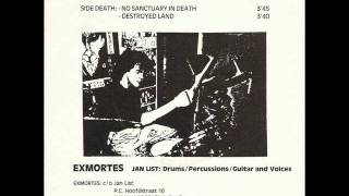 exmortes - no sanctuary in death