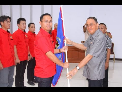 PELANTIKAN PENGURUS PERSATUAN WARTAWAN INDONESIA KABUPATEN MINAHASA