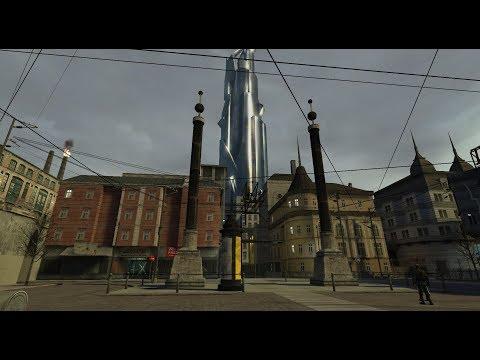 (RU) Half-Life 2 Beta прохождение карт 2002 года