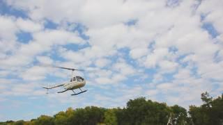 Вертолет Robinson R44 Clipper II(Это видео сделано только для того, чтобы снабдить пост об этом вертолете на моем блоге: http://parakiter.livejournal.com/74275..., 2011-09-26T21:05:12.000Z)