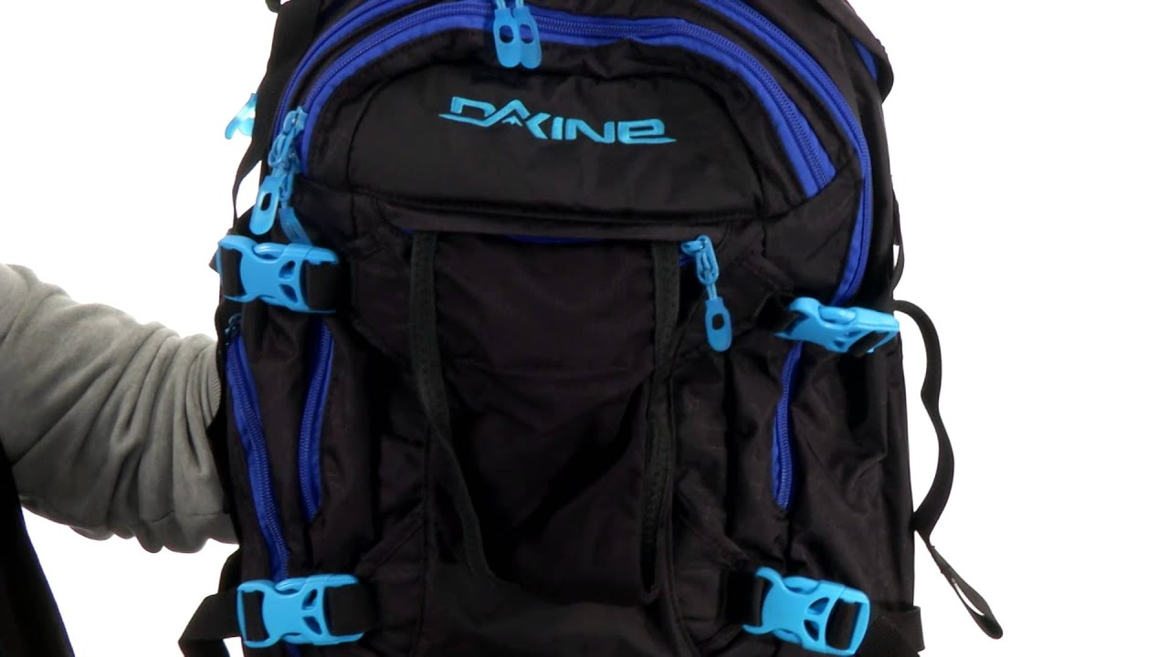 Dakine PRO II 26L Backpack SKU:8350655 - YouTube