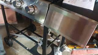 Aldi Holzkohlegrill Mit Elektrischer Belüftung : Aldi grill