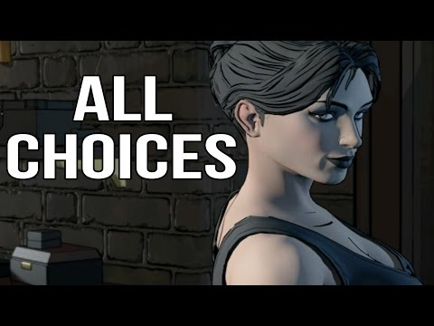 Batman Telltale Episode 3 - All Choices/ Alternative Choices and Ending