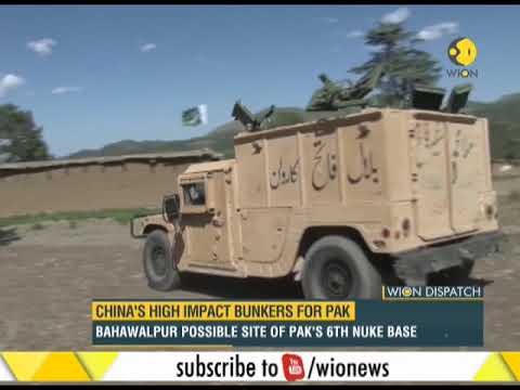 China's high impact bunkers for Pakistan