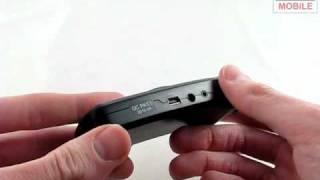 Palubní autokamera HD Power Energy Mobile - černá skříňka - představení