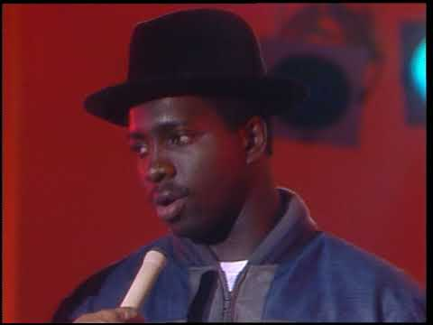 American Bandstand 1987- Interview LL Cool J
