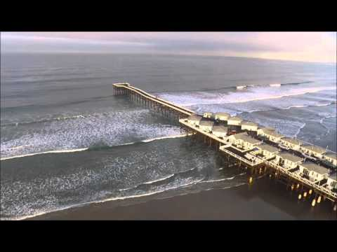 Aerial Views of Pacific Beach San Diego - DJI Phantom 3