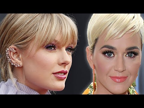 Taylor Swift Gushes Over Katy Perry Ending Their Feud from YouTube · Duration:  2 minutes 55 seconds