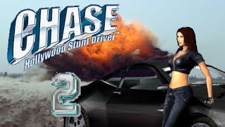 Let's Play: Chase: Hollywood Stunt Driver *All 83500 Rep. Points* - Episode 2
