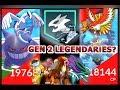 Lugia  Ho Oh  Entei  Suicune   Raikou Raid Bosses in Pokemon GO    7 Raids   New Raid Icon   more