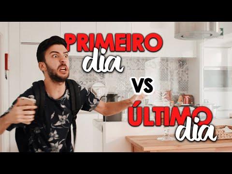 PRIMEIRO DIA VS ÚLTIMO DIA  | Regresso Às Aulas | SOUSA