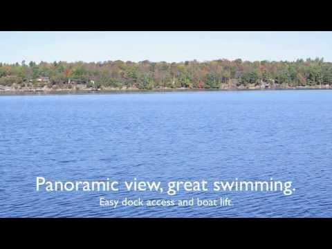 4362 R43 - Waterfront Home For Sale Big Rideau Lake