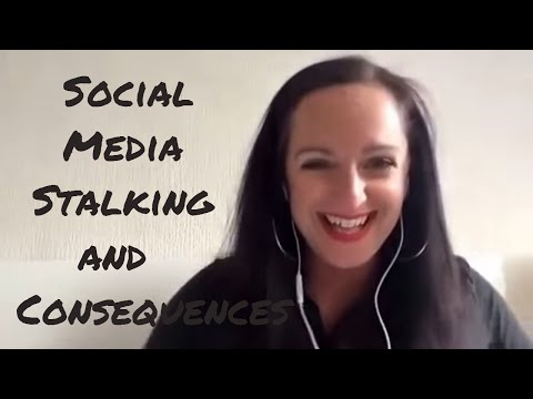 Agnes & Dan Discuss Everyone is You Pushed Out, Social Media Stalking and Consequences - Part 3