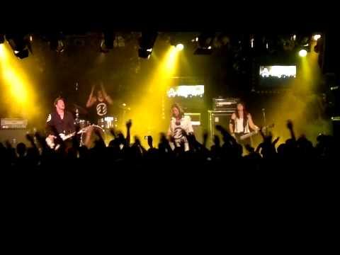Fireflight - Desperate - Live @ Christmas Rock Night 2012 (HD)