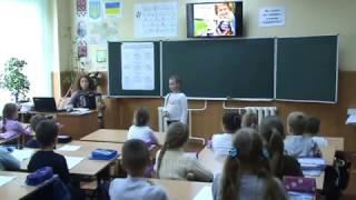відеофрагмент уроку Різні приклади пісенності 3 клас