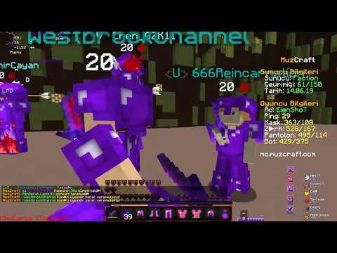 Minecraft Muzcraft Klan Savaşı #2