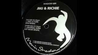 JMJ & Richie ~ Free La Funk (PFM Remix)