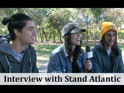Interview with Pop-Punk Band Stand Atlantic