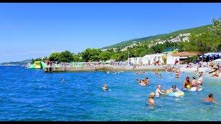 видео Цриквеница (Хорватия), отдых в Цриквенице: пляжи, погода, рестораны, достопримечательности, развлечения