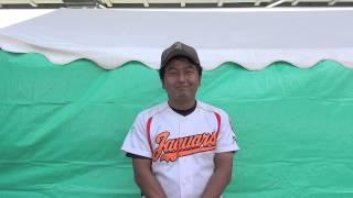 埼玉県戸田市 小学生野球チーム 戸二小ジャガーズ 阿部監督.