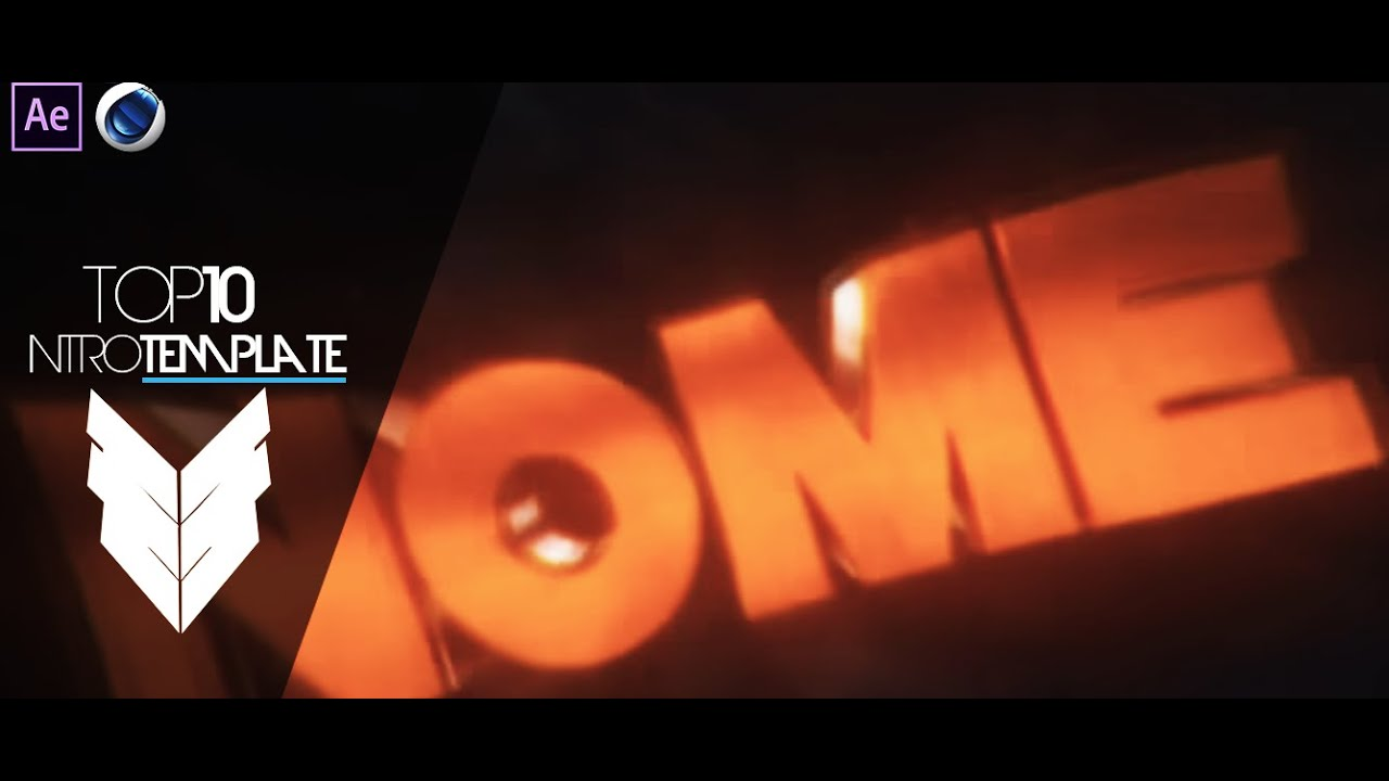 top 10 intro template #1 cinema4d,after effects cs4 + free, Powerpoint templates