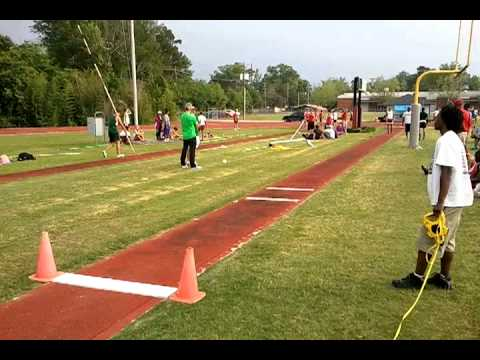 "Chad Cook 23'10"" Long Jump (2011 Mississippi Long Jump State Record)"