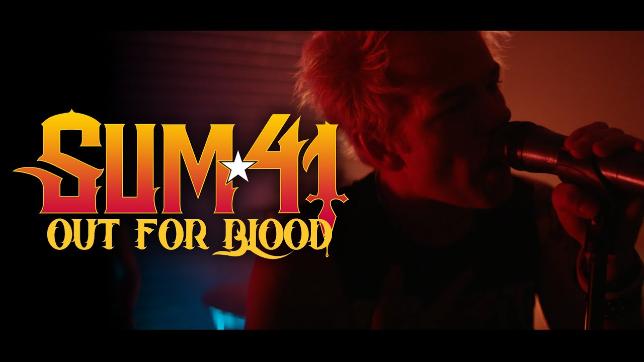Download Sum 41 - Out For Blood (Official Music Video)