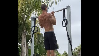 The Path To Your First Pull Up