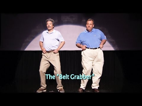 The Evolution of Dad Dancing (w/ Jimmy Fallon & Gov. Chris Christie)