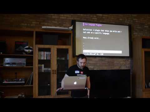 Vim Chicago Meetup - Dive into Vim Language Plugins
