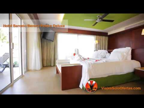 Hotel Barcelo Bavaro Palace 5 E Youtube