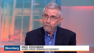 Paul Krugman Talks 2016 Race, Donald Trump on 'What'd You Miss' (08/16/16)