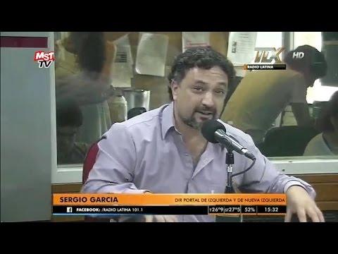 Sergio García, sobre Cuba y el socialismo