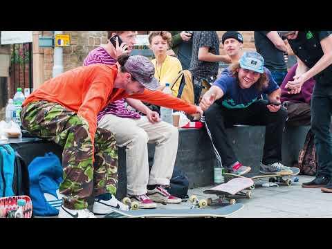Skate Nottingham Big Lottery Fund  2018